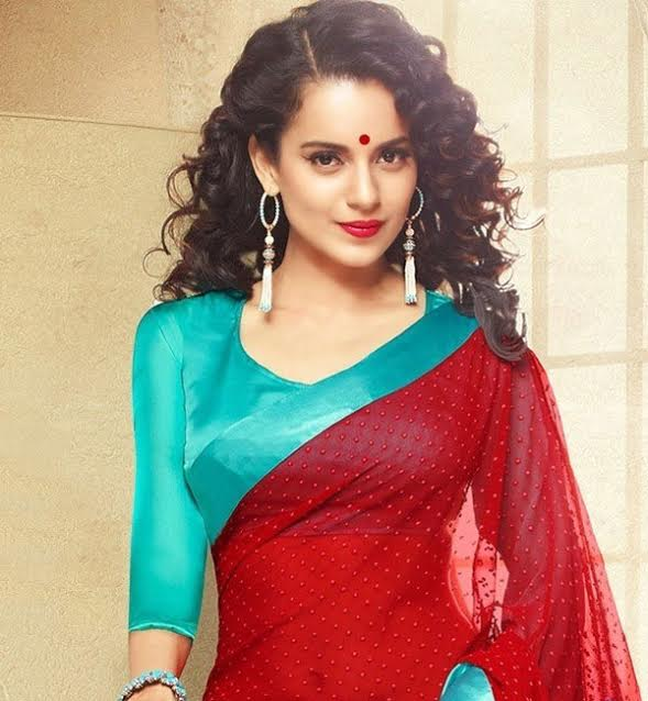 Top 10 Bollywood Actresses - kangana Ranaut